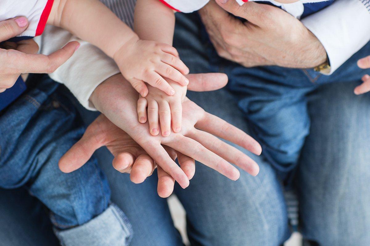 О поддержке семей с детьми